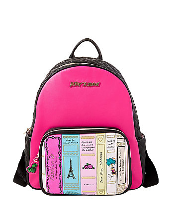 BACK TO SCHOOL LIBRARY BACKPACK
