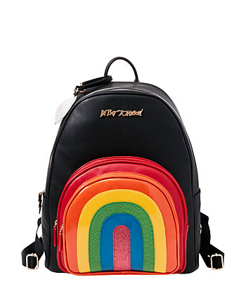 BACK TO SCHOOL RAINBOW BACKPACK