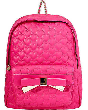 BE MINE FOREVER BACKPACK