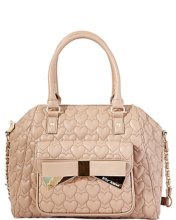 BE MINE FOREVER LARGE SATCHEL
