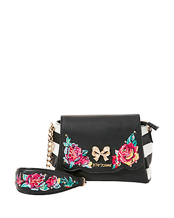 BELLE ROSE CROSSBODY