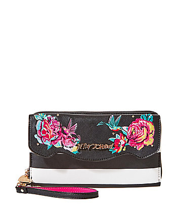 BELLE ROSE WALLET