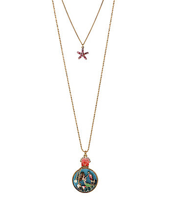 BETSEY AND THE SEA BAUBLE PENDANT