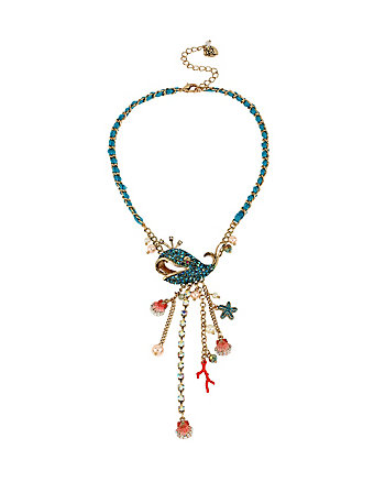 BETSEY AND THE SEA WHALE SHAKY NECKLACE