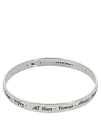 BETSEY BLUE FUTURE WIFE BANGLE