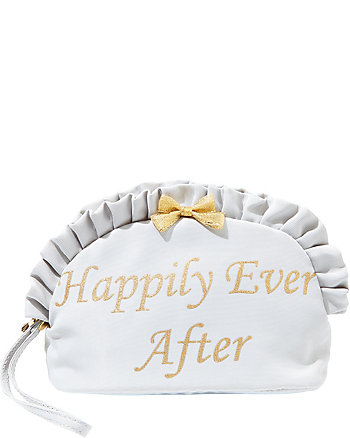 BETSEY BLUE HAPPILY EVER AFTER COSMETIC CASE