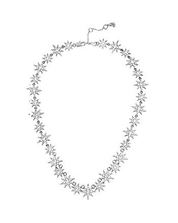 BETSEY BLUE PAVE STAR NECKLACE
