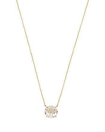 BETSEY BLUE STAR GOLD PENDANT