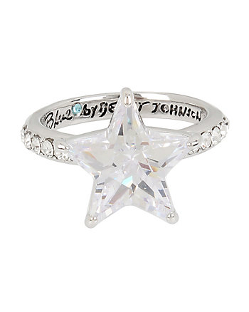 BETSEY BLUE STAR RING