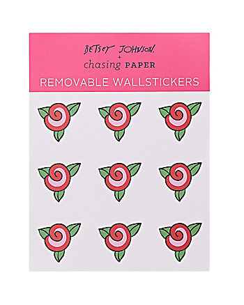 BETSEY FLOWER REMOVABLE WALLSTICKERS