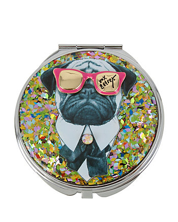 BETSEY GIFTING DOGGY COMPACT