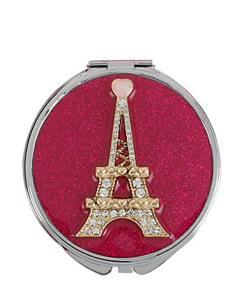 BETSEY GIFTING EIFFEL TOWER COMPACT