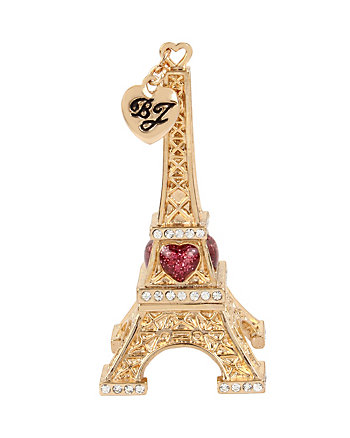 BETSEY GIFTING EIFFEL TOWER KEEPSAKE BOX