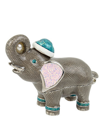 BETSEY GIFTING ELEPHANT KEEPSAKE BOX