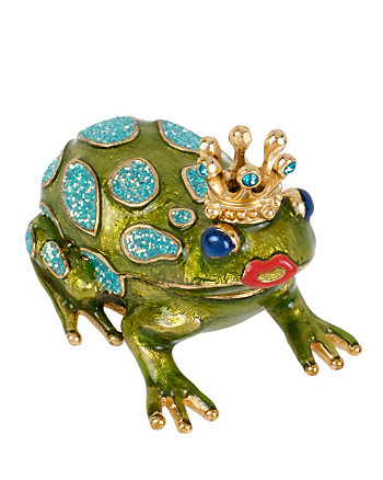 BETSEY GIFTING FROG KEEPSAKE BOX