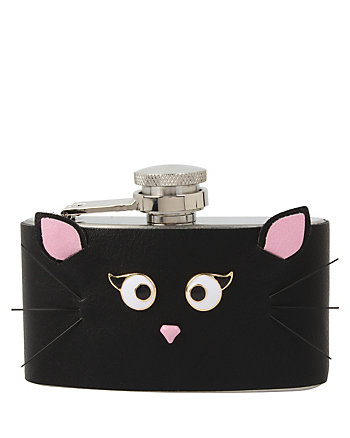 BETSEY GIFTING KITTY FLASK
