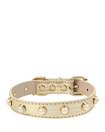 BETSEY GIFTING PEARL DOG COLLAR