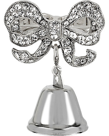 BETSEY RUNWAY WEDDING BELLS RING