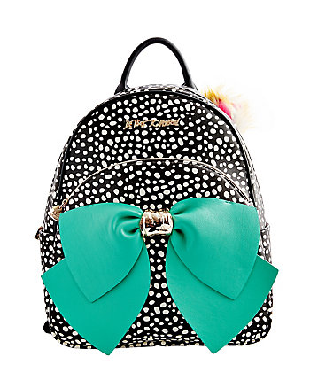 BETSEYFIED BOW BACKPACK