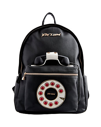 BETSEYFIED PHONE A FRIEND BACKPACK