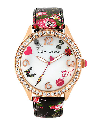 BETSEYS 50TH ANNIVERSARY WATCH