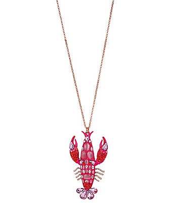 BETSEYS BOAT HOUSE LARGE LOBSTER PENDANT