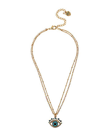 BETSEYS DELICATES EYE PENDANT