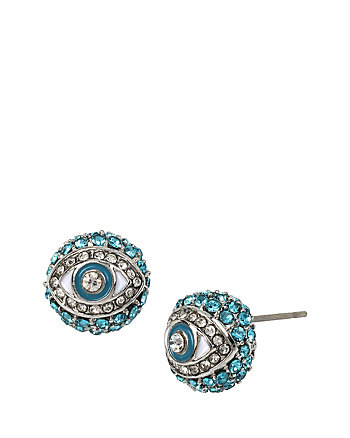 BETSEYS DELICATES EYE STUD EARRINGS