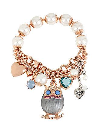 BETSEYS FAVE OWL BRACELET