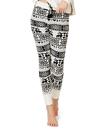 BETSEYS SKI BUNNIES COZY SWEATER PANT
