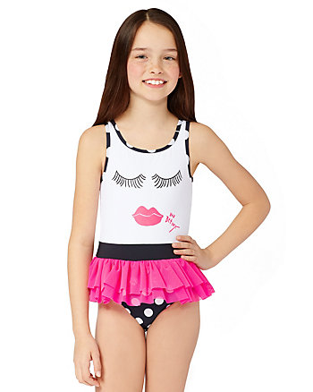 BJ GIRLS BETSEY 1 PIECE SWIMSUIT