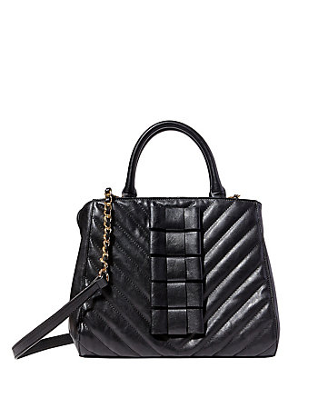 BLACK TIE AFFAIR SATCHEL