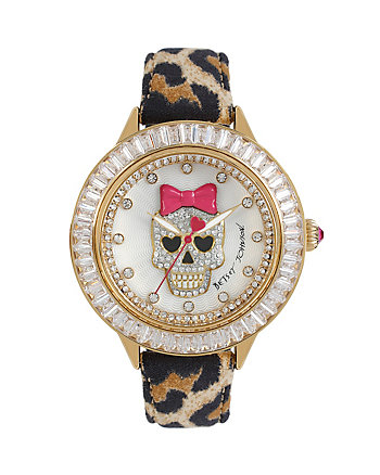 BLINGIEST SKULL WATCH