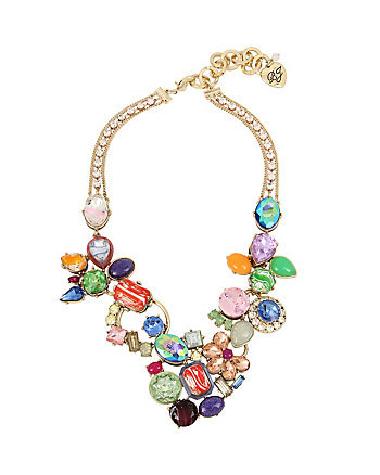 BOARDWALK SWEETS STATEMENT NECKLACE
