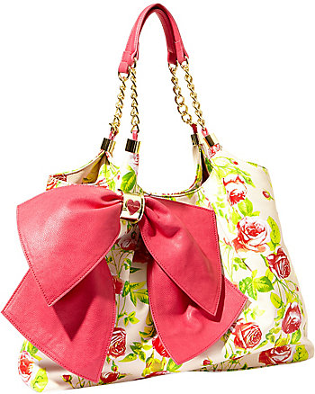 BOW LICIOUS TOTE