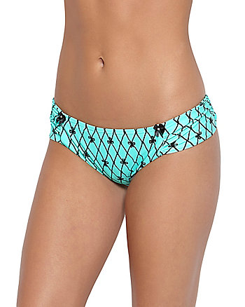 BOW NET CHEEKY HIPSTER BOTTOM