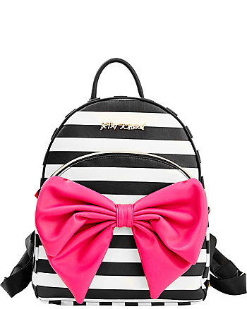 BOW TAILS BACKPACK