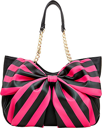 BOW TAILS SATCHEL