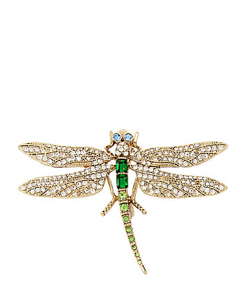 BUGGY BETSEY DRAGONFLY PIN