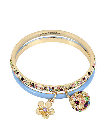 BUZZ OFF BANGLE SET