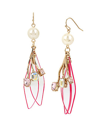 BUZZ OFF SHAKY DROP EARRINGS