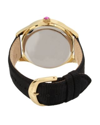 BUZZING ABOUT BETSEY WATCH BLACK