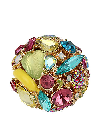 CALYPSO BETSEY FRUIT CLUSTER RING
