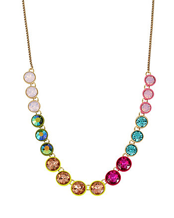 CALYPSO BETSEY PASTEL NECKLACE