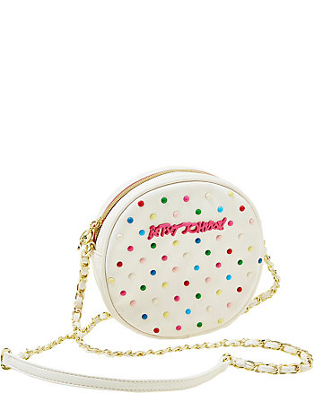 CANDY DOTS CANTEEN CROSSBODY
