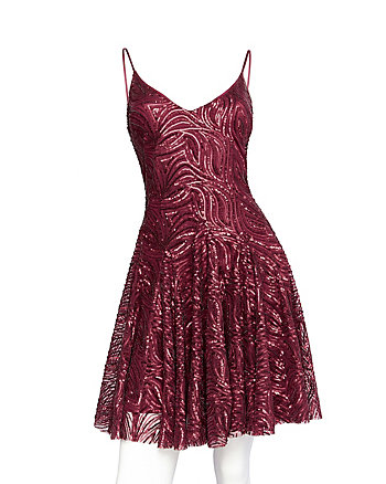 CENTER OF ATTENTION DRESS