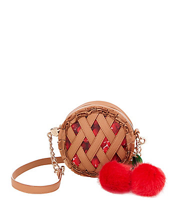 CHERRY PIE CROSSBODY