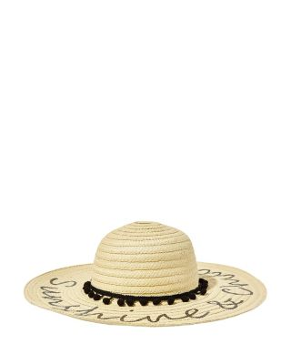 CHILL BEACH FLOPPY HAT NATURAL