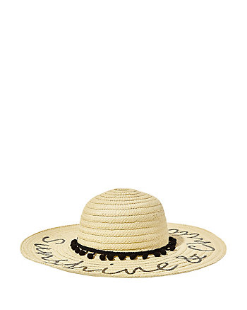 CHILL BEACH FLOPPY HAT