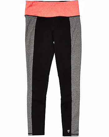 COLORBLOCK FULL LENGTH LEGGING